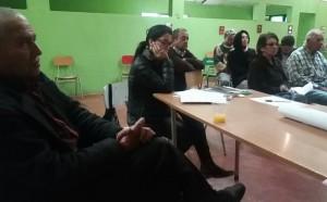 Reunión en la Ortiga